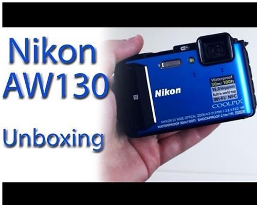 Máy Ảnh Nikon Coolpix AW130 (Xanh)