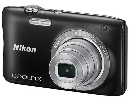 Máy Ảnh Nikon Coolpix S2900 (Đen)