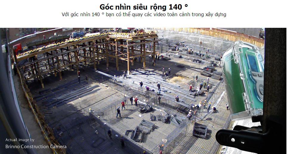 Máy Quay Trong Xây Dựng Brinno BCC100