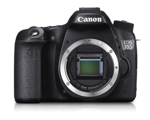 Máy ảnh Canon EOS 70D Body