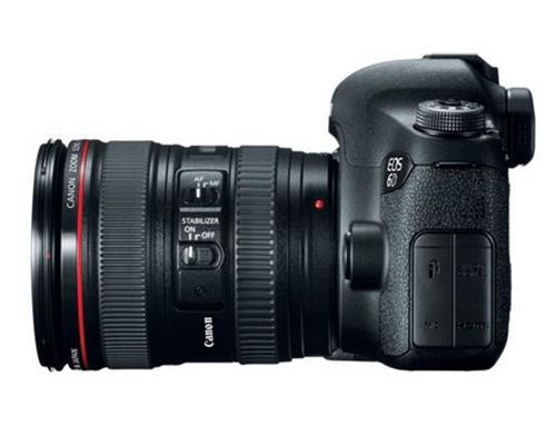 Máy Ảnh Canon EOS 6D kit EF 24-105 F3.5-5.6 IS STM (hàng nhập khẩu)