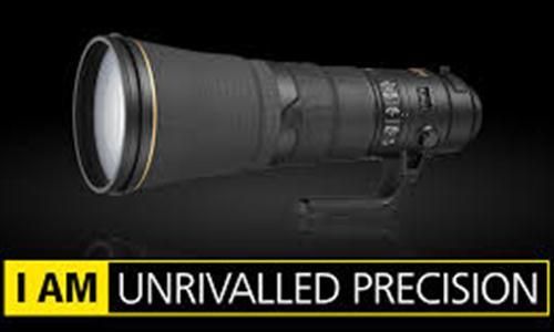 Ống Kính Nikon AF-S Nikkor 600mm f4G VR