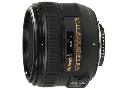 Ống Kính Nikon AF-S NIKKOR 50mm f/1.8G