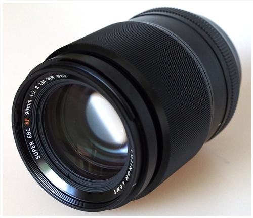Ống Kính Fujifilm (Fujinon) XF90mmF2 R LM WR