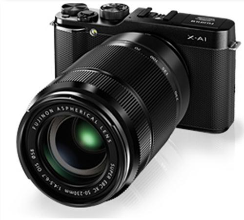 Ống Kính Fujifilm (Fujinon) XC50-230mmF4.5-6.7 OIS II (Đen)