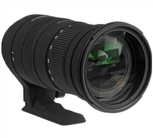 Ống Kính Sigma 50-500mm F4.5-6.3 APO DG OS HSM