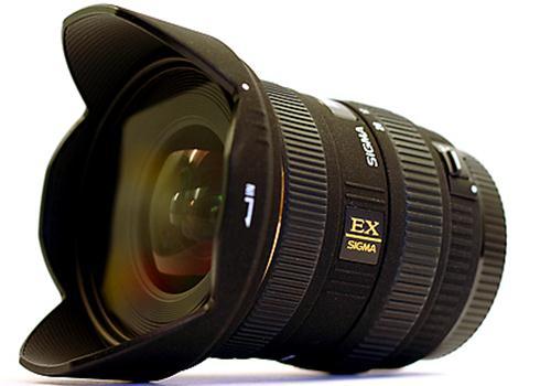Ống Kính Sigma 10-20mm F4-5.6 EX DC HSM