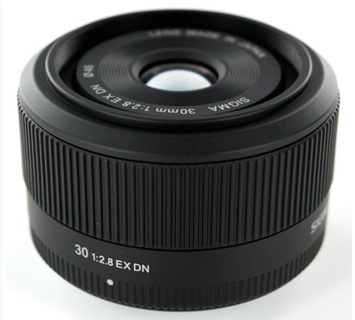 Ống Kính Sigma 30mm F2.8 EX DN