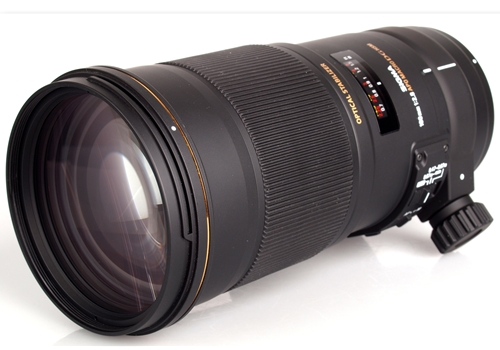 Ống Kính Sigma APO Macro 180mm F2.8 EX DG OS HSM