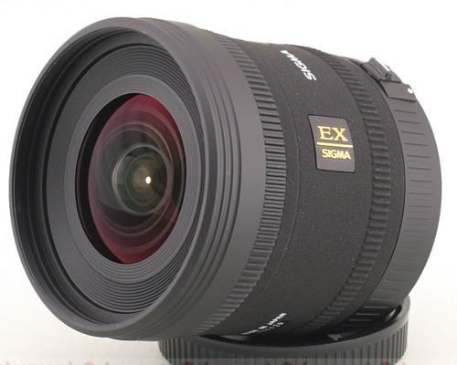 Ống Kính Sigma 4.5mm F2.8 EX DC HSM Circular Fisheye