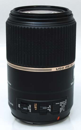 Ống Kính Tamron SP AF 90mm F2.8 Di Macro Lens 1:1