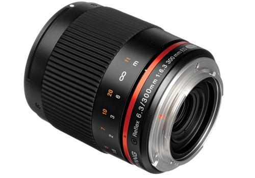 Ống kính Samyang 300mm F6.3 ED UMC CS