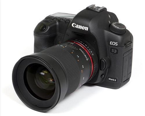 Ống kính Samyang 35mm f/1.4 AS UMC cho Canon