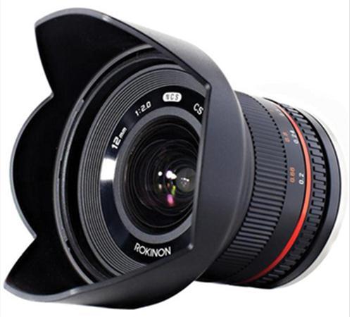 Ống kính Samyang 12mm F  2.0 NCS CS