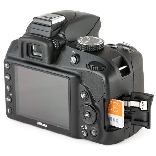 Máy Ảnh Nikon D3300 Body
