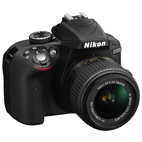 Máy ảnh Nikon D3300 kit AF-S18-55 VR II