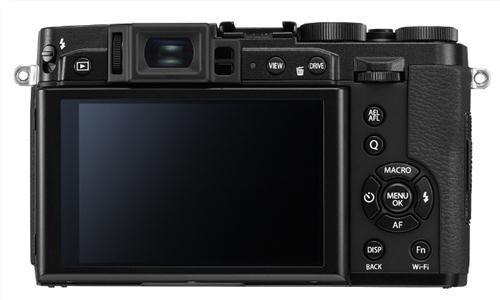 Máy Ảnh Fujifilm X30 (Đen)