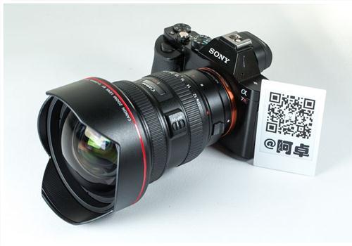 Ống Kính Canon EF11-24mm f/4L USM