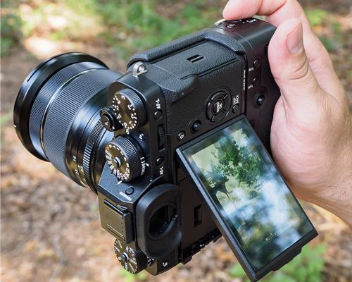 Máy Ảnh Fujifilm X-T2 Kit XF18-55 F2.8-4 R LM OIS