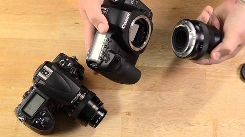 Ống Kính Voigtlander APO-LANTHAR 90mm F3.5 SLII EOS