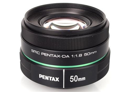 Ống Kính Pentax DA 50mm/F1.8