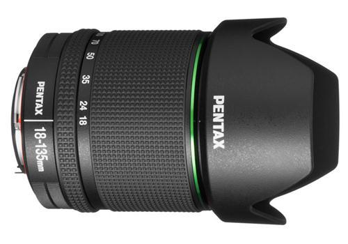Ống Kính Pentax DAL-18-135mm/F3.5-5.6 WR