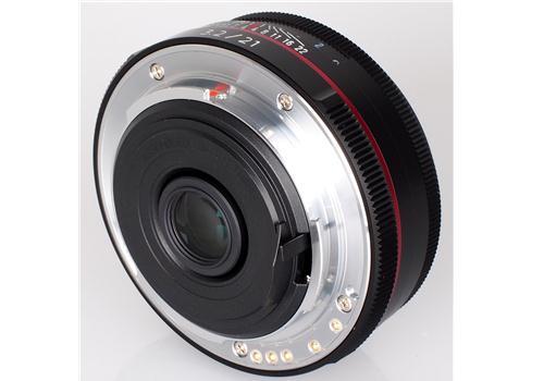 Ống Kính Pentax HD DA 21mm/F3.2 Limited