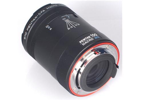 Ống Kính Pentax DFA 100mm/F2.8 Macro WR