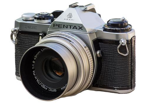 Ống Kính Pentax FA 43mm/F1.9 Limited