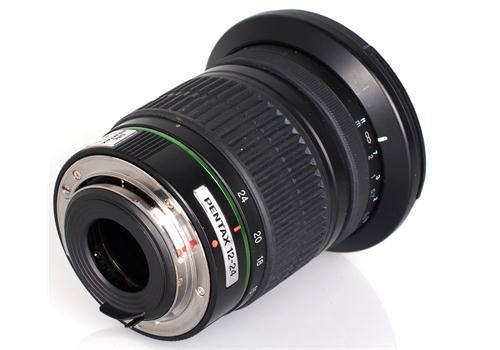 Ống Kính Pentax DA-12 24mm/F4