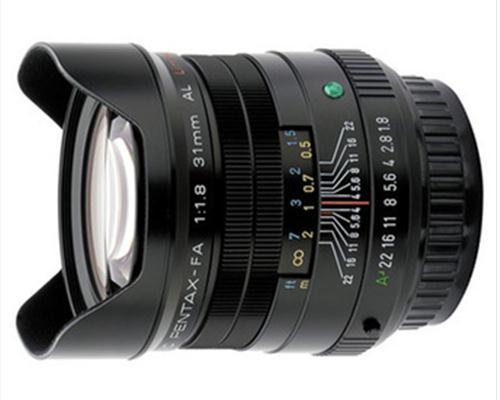 Ống Kính Pentax FA 31mm/F1.8 Limited
