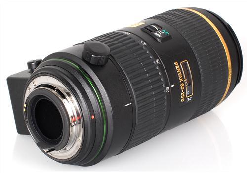 Ống Kính Pentax DA* 60-250mm/F4