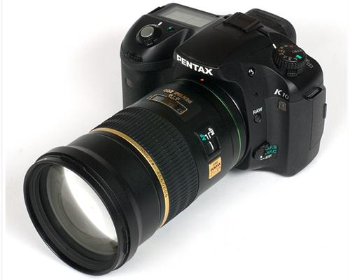 Ống Kính Pentax DA* 200mm/F2.8
