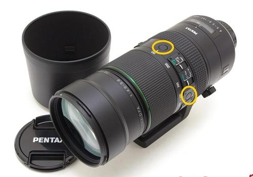 Ống Kính Pentax-D FA 150-450mm F4.5-5.6ED DC AW