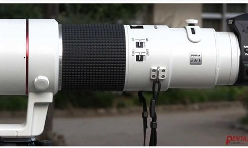 Ống Kính Pentax HD DA 560mm/5.6