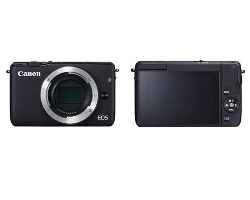 Máy- Ảnh-Canon-EOS-M10-Kit-EF-M15-45 (Đen)2