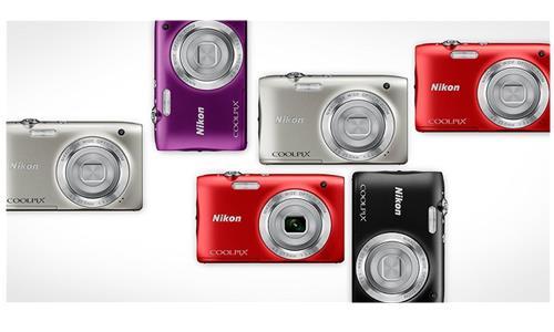 Máy Ảnh Nikon Coolpix S2900 (Bạc)