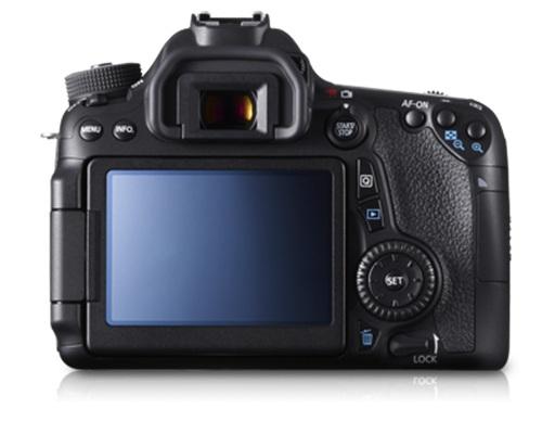 Máy ảnh Canon EOS 70D Body (Hàng nhập khẩu)