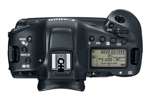 Máy Ảnh Canon EOS-1D X Mark II (Body)