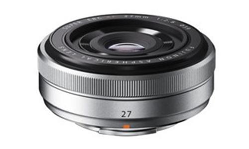 Ống Kính Fujifilm (Fujinon) XF27mm F2.8 (Bạc)