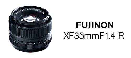 Ống Kính Fujifilm (Fujinon) XF35mmF1.4 R