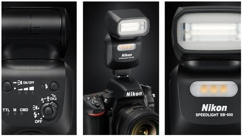 Đèn Flash Nikon SB-500
