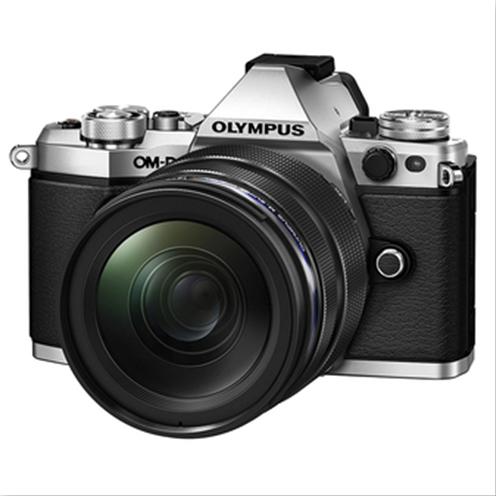 Máy ảnh Olympus E-M5 Mark II Body (Bạc)