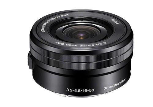 Ống Kính Sony E PZ 16-50mm F3.5-5.6 OSS (SELP1650) đen