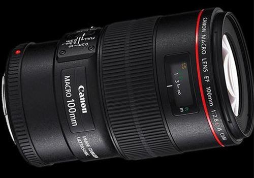 Ống Kính Canon EF100mm f/2.8L Macro IS USM (Hàng nhập khẩu)