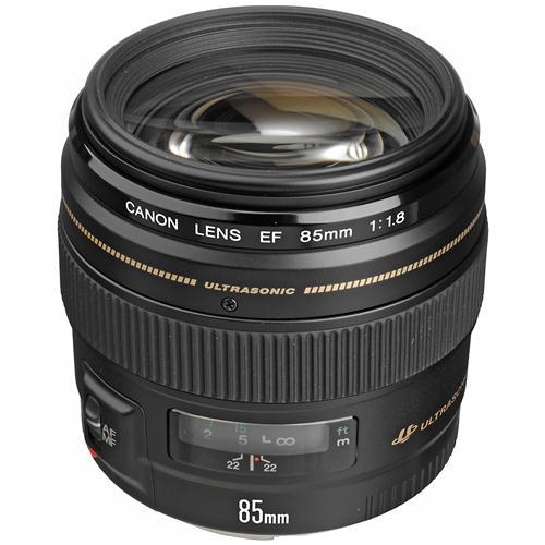 Ống Kính Canon EF85mm f/1.8 USM