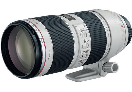 Ống Kính Canon EF70-200mm f/2.8L USM (Hàng nhập khẩu)