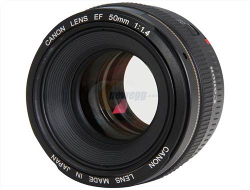 Ống Kính Canon EF50mm f/1.4 USM