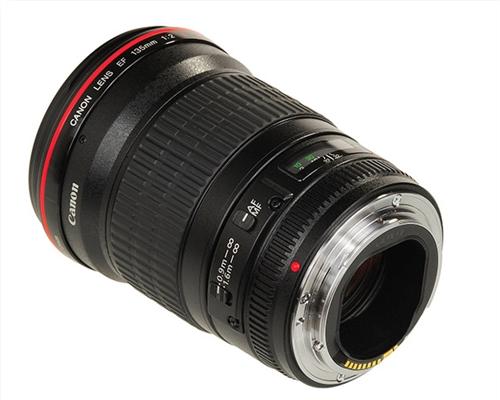 Ống Kính Canon EF135mm f/2L USM