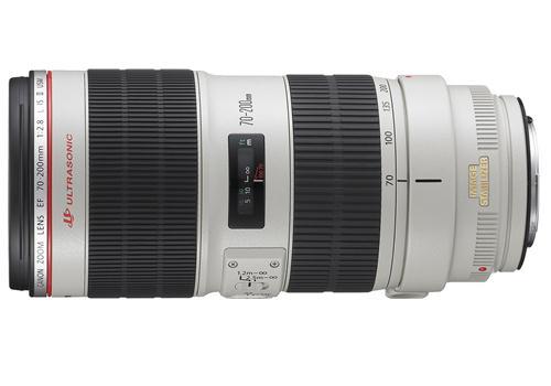 Ống Kính Canon EF70-200mm f/2.8L USM